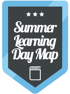 Summer Learning Day Map